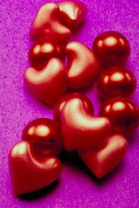hearts, Valentine's Day