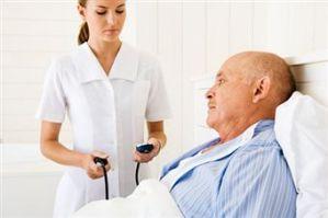 elder care sick