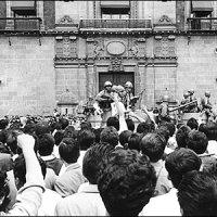 1968, un convulso México y un año lleno de rock