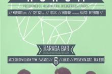 Aurum @ Araga Bar, 6 de julio