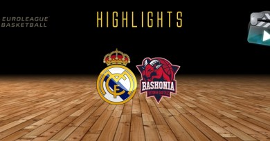 Highlights | Real Madrid vs Baskonia | Euroleague | J3