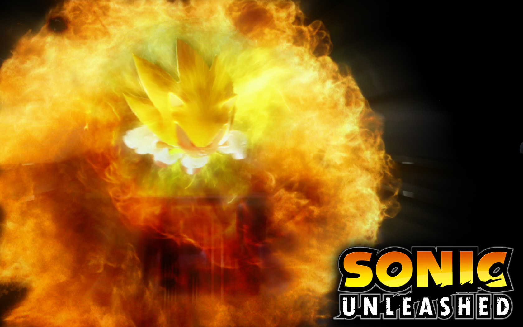 Mesa Oval Team Sonic Speed: Sonic Unleashed Wallpapers
