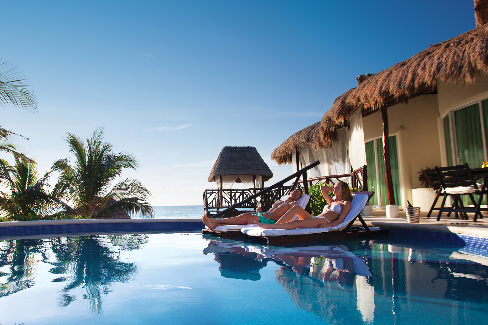 Camino Real Resort Cancun Luxury Gourmet Inclusive Adult Only Resorts In Riviera Maya