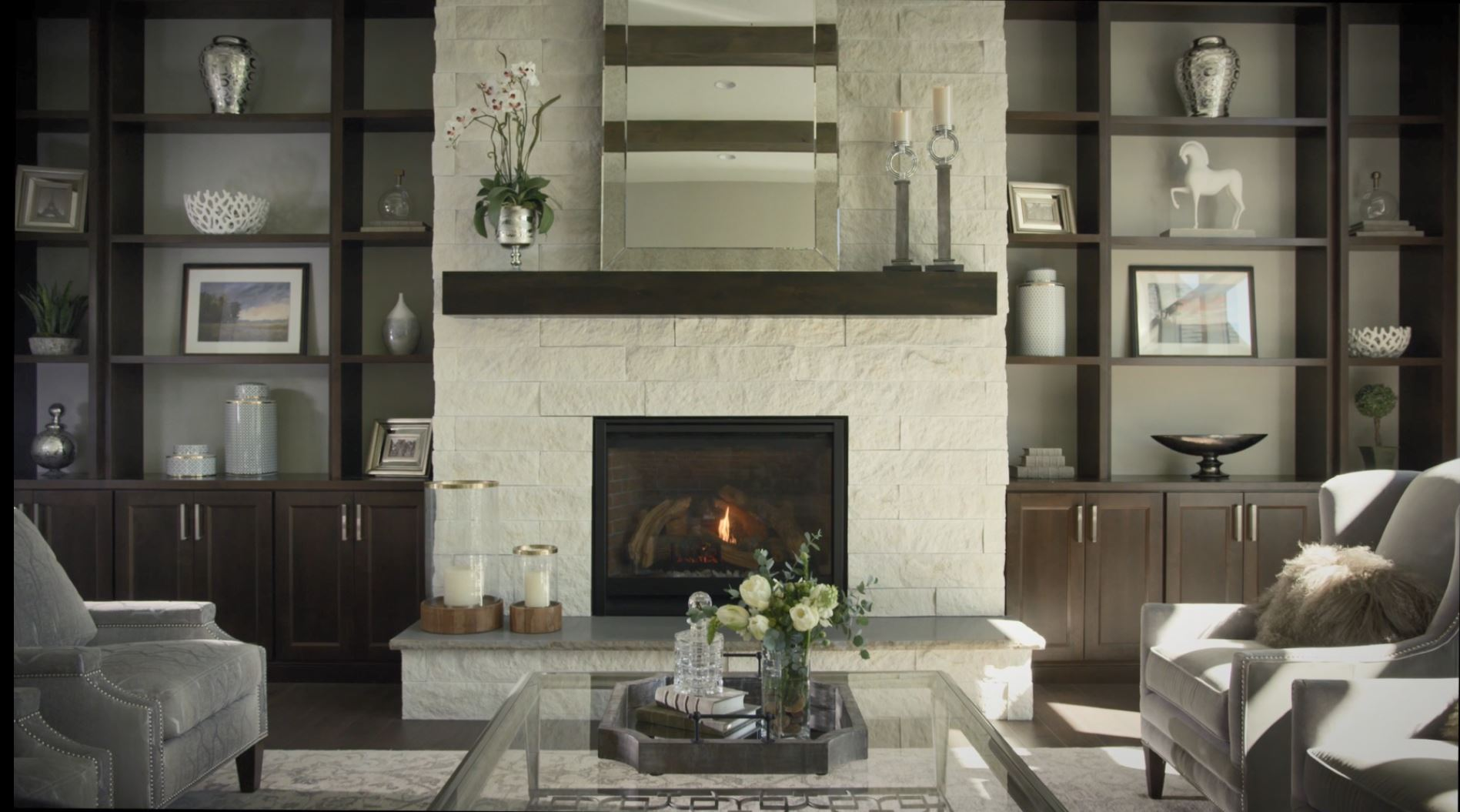 Eldorado Stone Veneer Fireplace Eldorado Stone Stone Veneer Architectural Stone And Brick Products