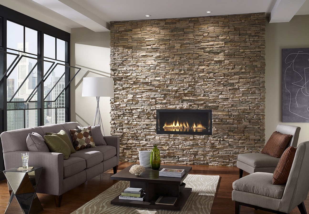 Eldorado Stone Veneer Fireplace Eldorado Stone Fireplaces Fireplace Ideas