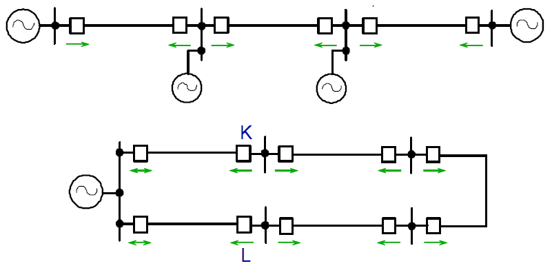 current directional relay