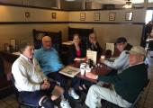 """Coffee and Conversation with Carole"" Next stop: Al Mac's Diner"