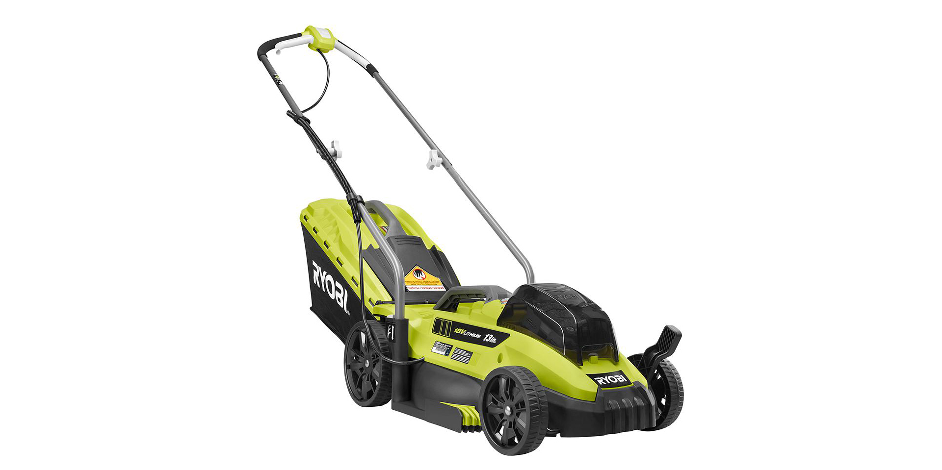 Electric Lawn Mower Sale Ryobi Electric Lawn Mowers And More Highlight Today S Deals Electrek