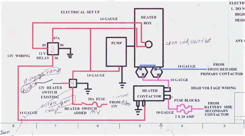 Electric Heat Wiring Diagram Control Cables  Wiring Diagram