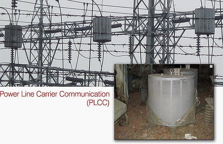 Power Line Carrier Communication (PLCC)