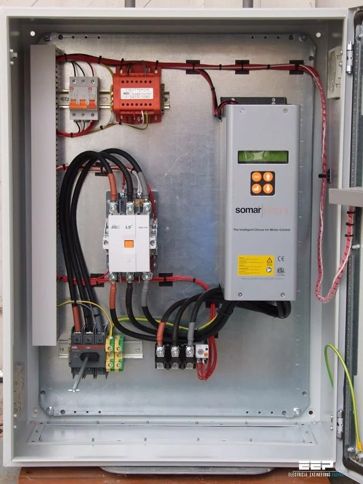 13 features and advances of using electronic soft starters for a