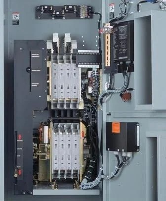 Siemens Contactor Wiring Diagram Understanding Transfer Switch Transition Types
