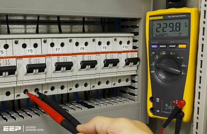 4 test instruments most frequently used by electricians EEP
