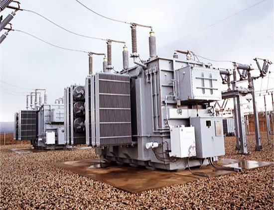 What is distribution substation and its main components? EEP