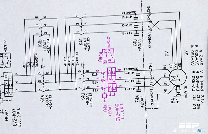 electrical technology contactors