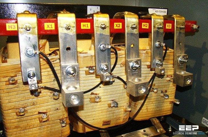 3 phase transformer bank wiring diagram