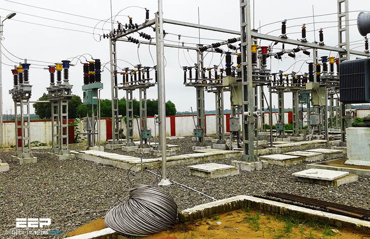 Outdoor 33 Training Report On 33/11 Kv Power Substation