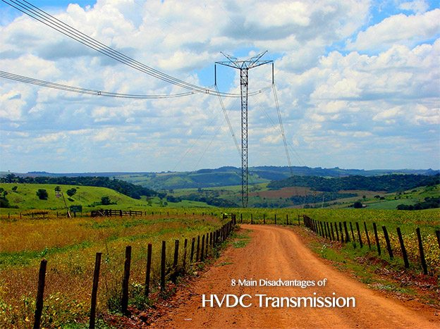 Ac Dc Converter 8 Main Disadvantages Of Hvdc Transmission | Eep