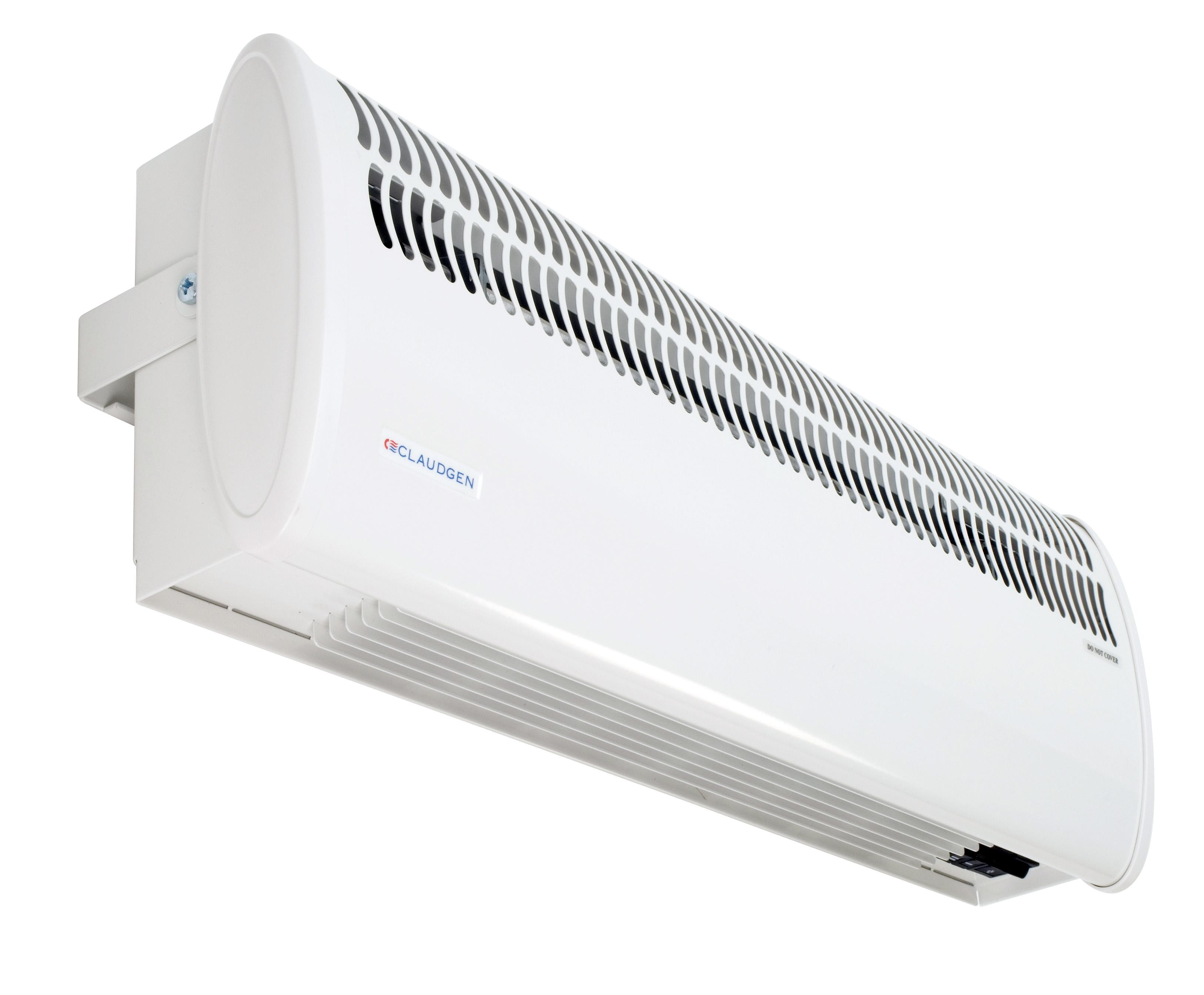 Curtain Heater 3kw 634mm Overdoor Air Curtain Heaters