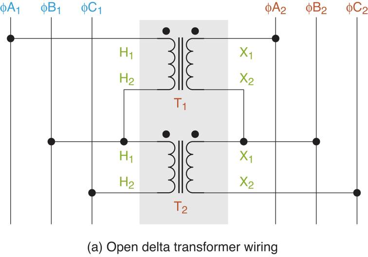 Three Phase Transformer Connections Electrical Academia