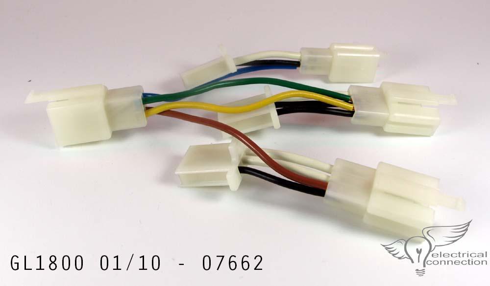 Gl1800 Wiring Connector - Wiring Diagram Progresif