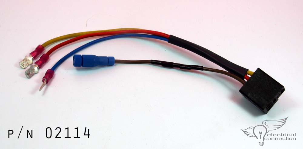 Honda GL1800 / F6B (01-17) HID  Low Beam Cutout Harness