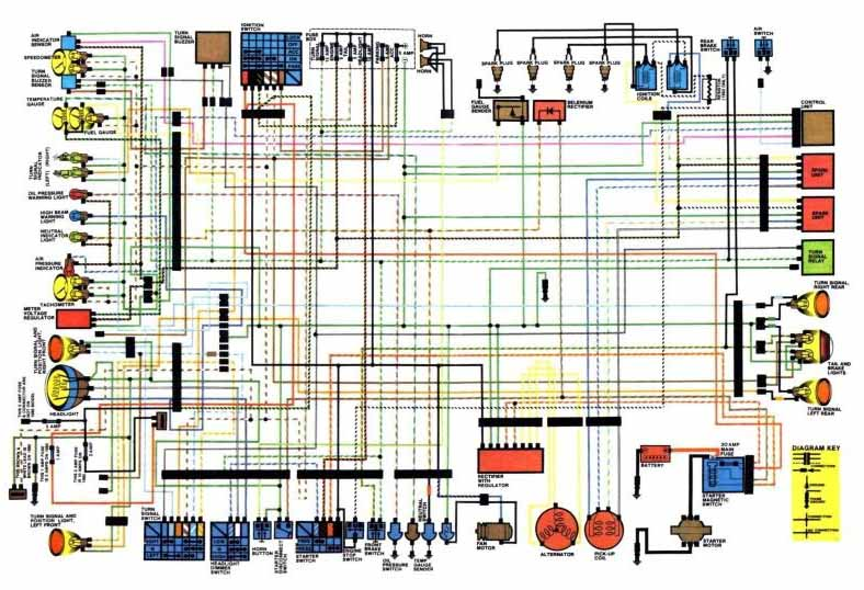 Yamaha Xs400 Wiring Diagram Wiring Diagram