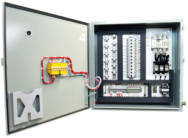 Advanced Motor Controls Unveils Heat Trace Panelboards For