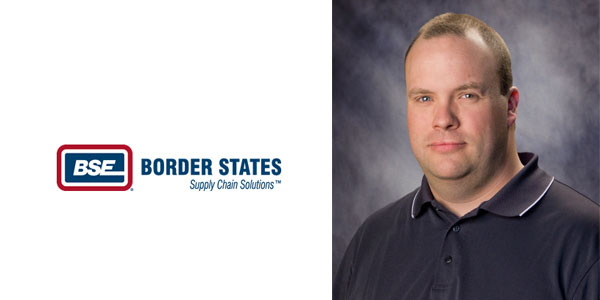 Border States Electric Names Morris Branch Manager