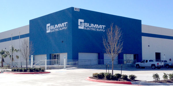 Summit Electric Supply Opens New Facility in Corpus Christi, Texas