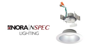 NORA LIGHTING INTRODUCES VERSATILE COBALT CLICK  LED WITH INTERCHANGEABLE, SNAP-ON TRIMS