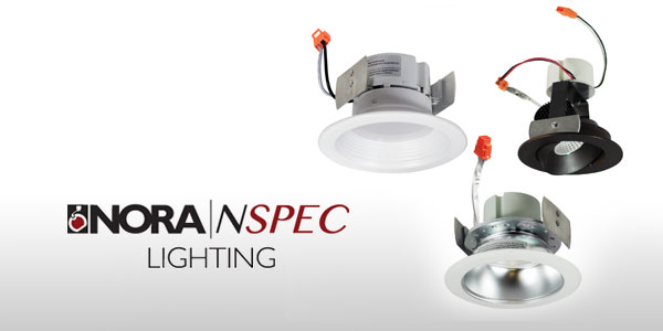 Nora Lighting Expands LED Retrofit Downlight Line-Up