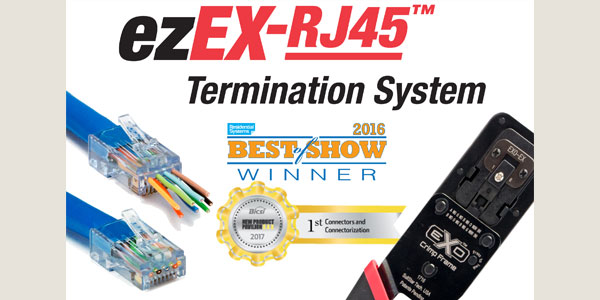 Platinum Tools Multi-Award Winning Next Generation Termination System Now Shipping