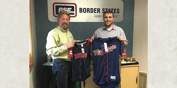 BURNDY Announces the Winner of the Hit a Home Run with BURNDY Tools Inside Sales Contest with Border States