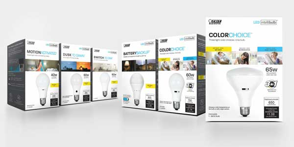 Feit Electric Introduces Simply Smart IntelliBulb Lighting Solutions