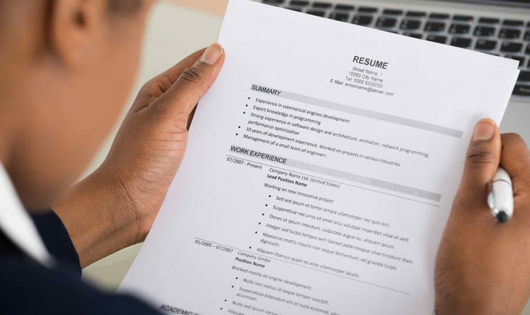 4 Resume Mistakes To Avoid - Electrical Search Group