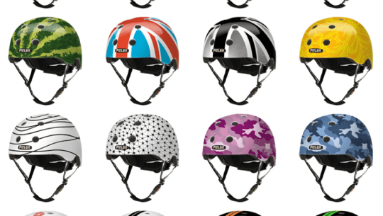 Cool Looking Bike Helmets …. Really?!
