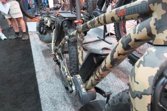 felt outfitter fat electric bike frame