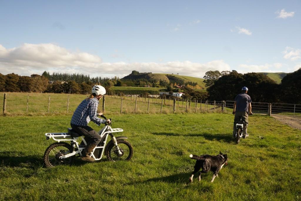 Ubco Farm Bike 2