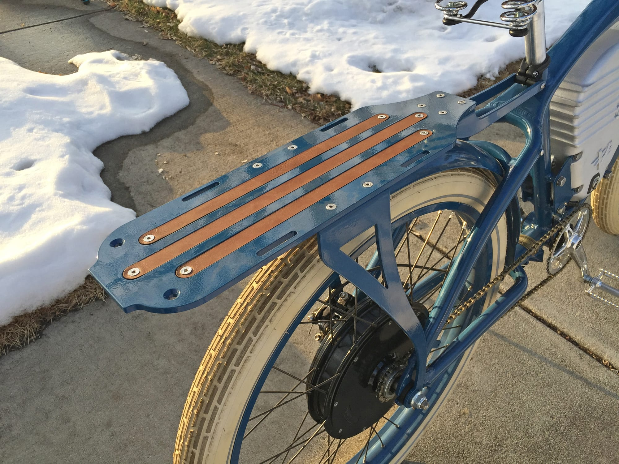 Vintage Electric Bikes E Tracker Review Prices Specs