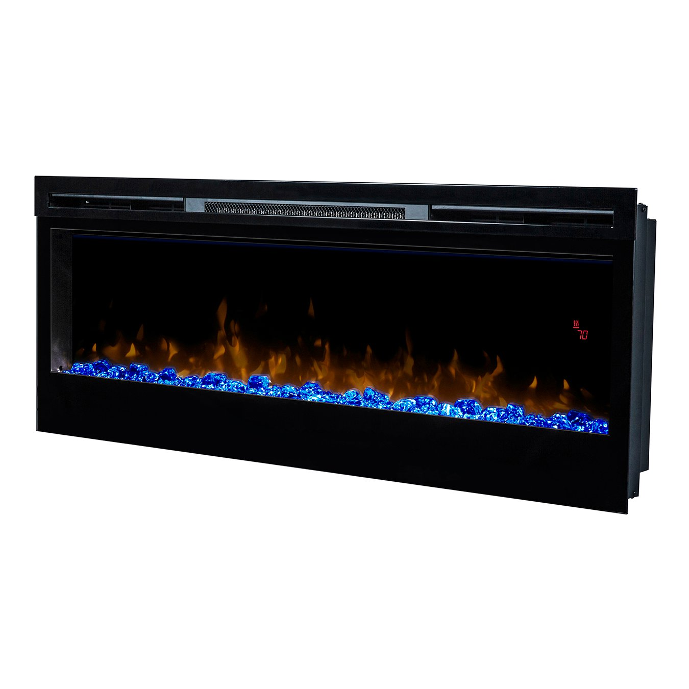 Electric Fireplaces Dimplex Dimplex 50 Quot Quotprism Quot Electric Fireplace Wall Mount Blf5051