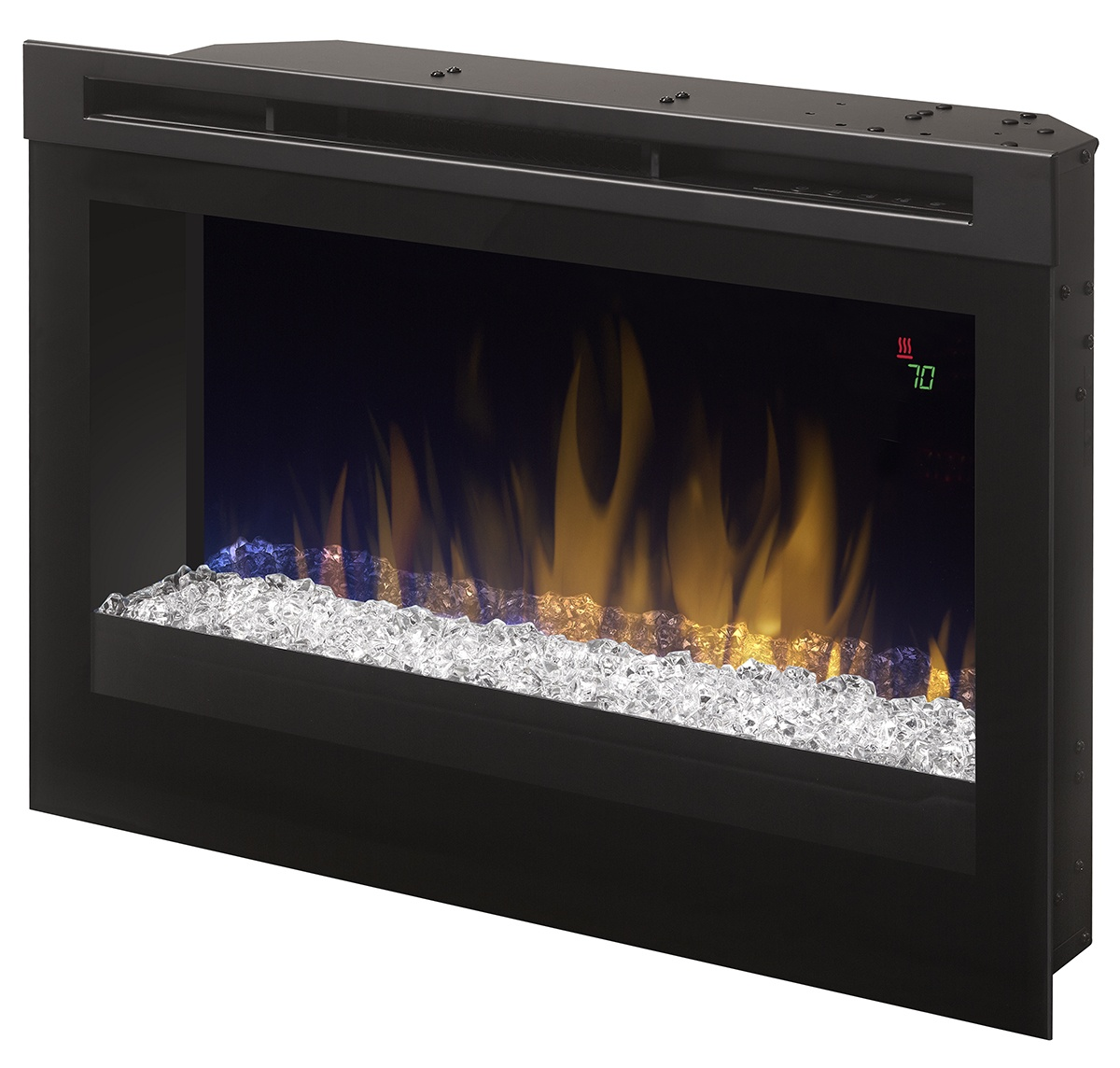 Electric Fireplaces Dimplex Dimplex 25 Quot Dfr2551g Electric Fireplace Insert Electric