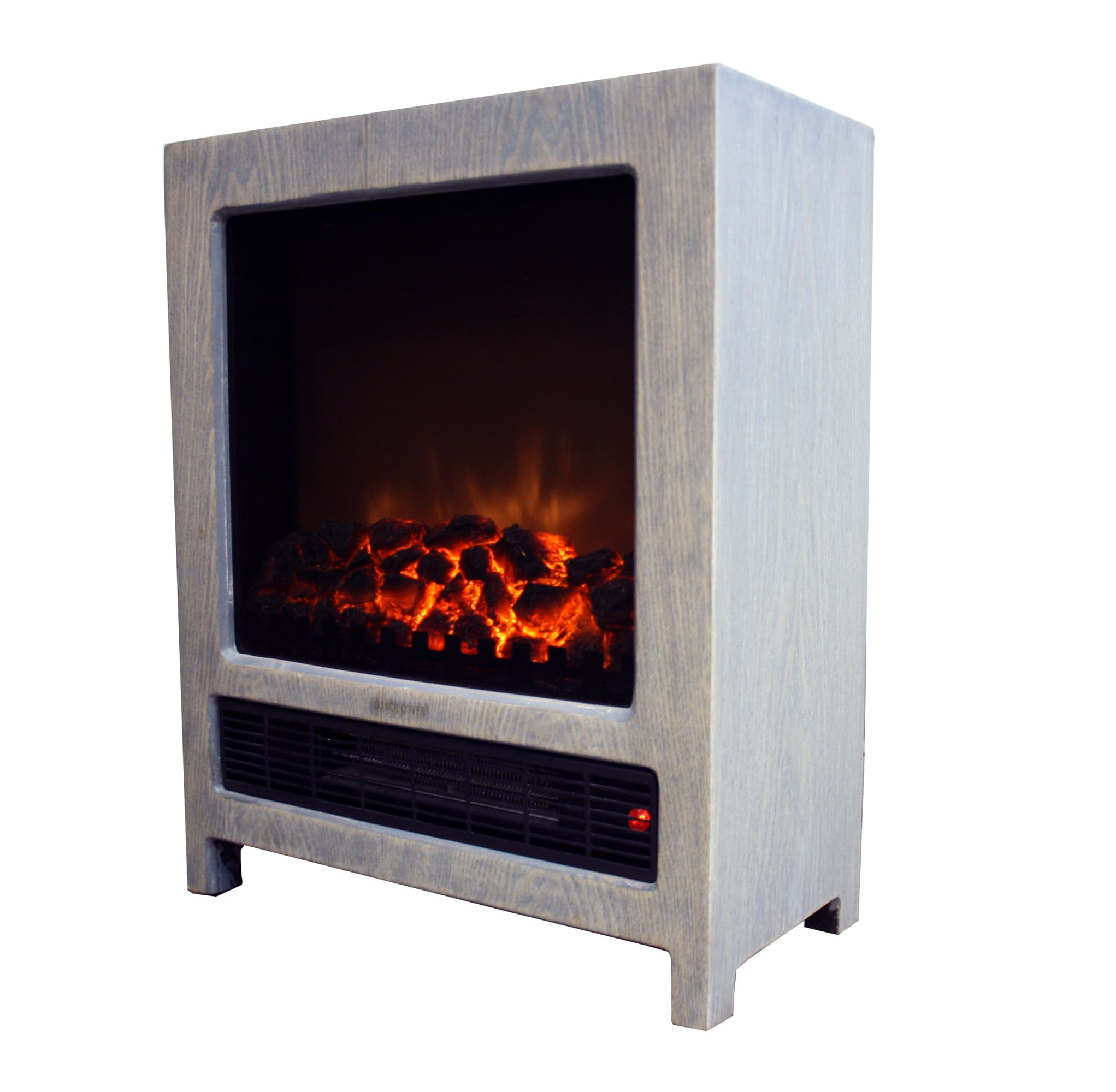 Space Heaters Fireplace Aura Decorative Stove Now With Led