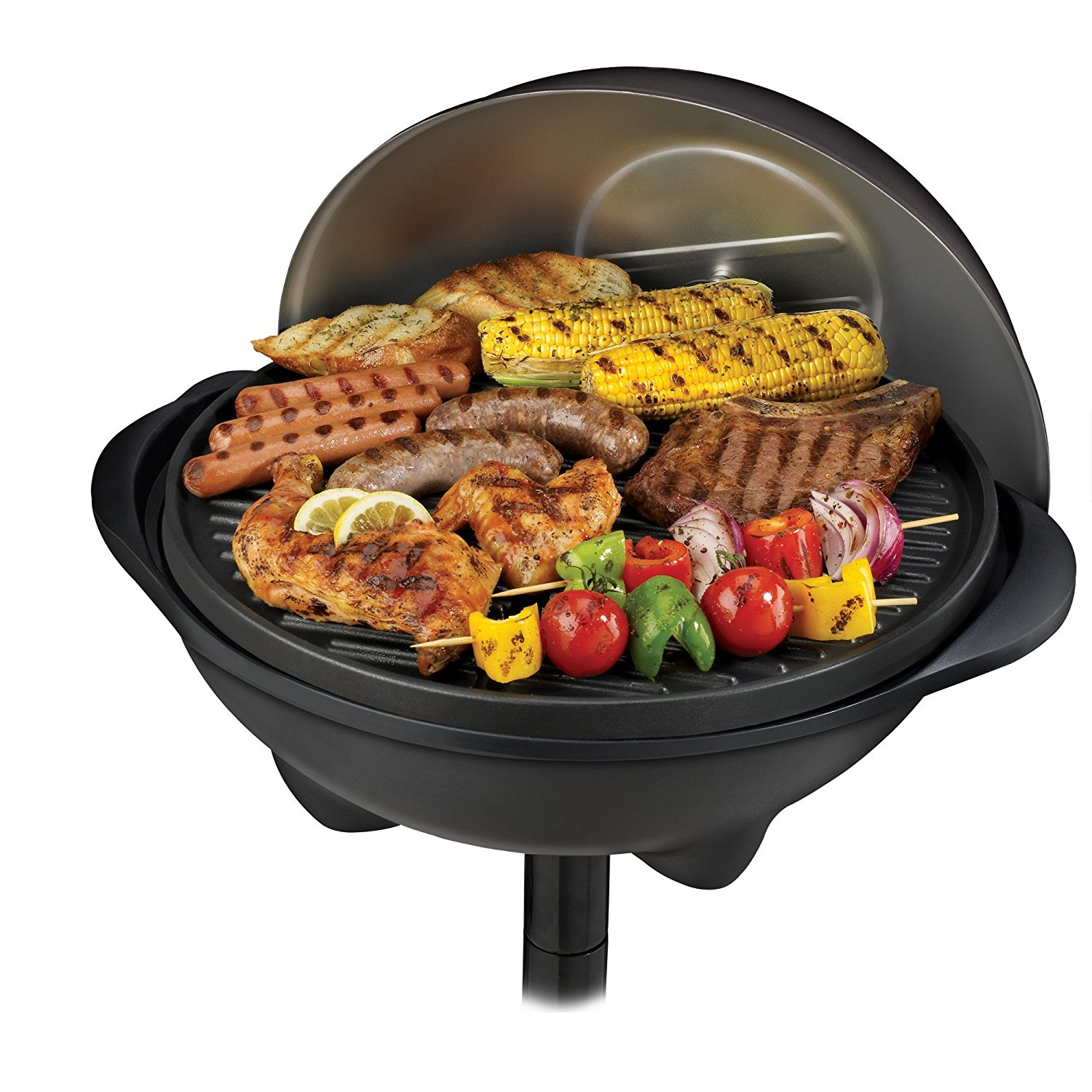 George Foreman Ggr50b Indoor Outdoor Grill Review - Grill Outdoor