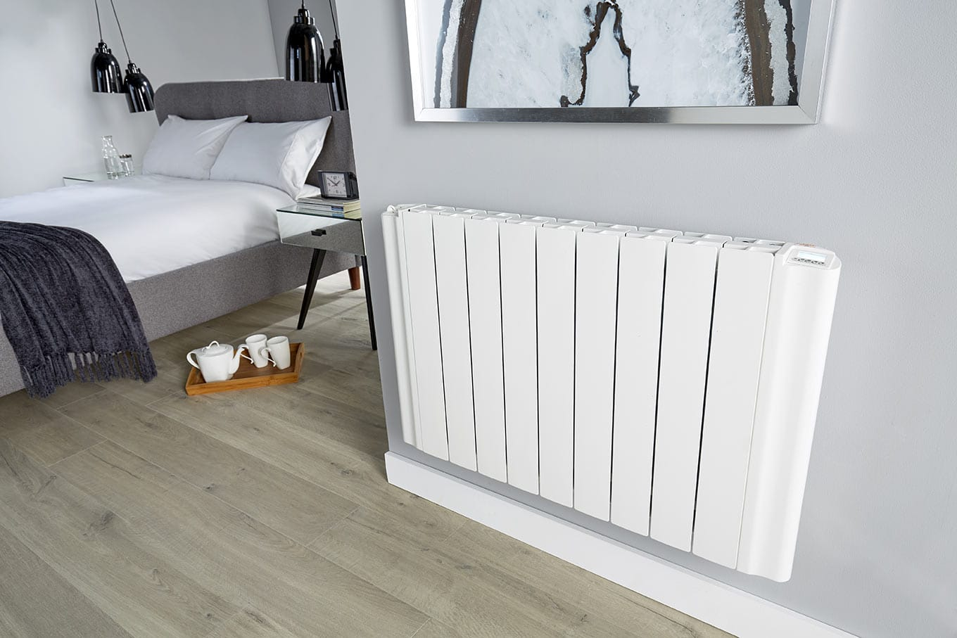 Wattage Radiator Electric Radiators From The Premium Vantage Range