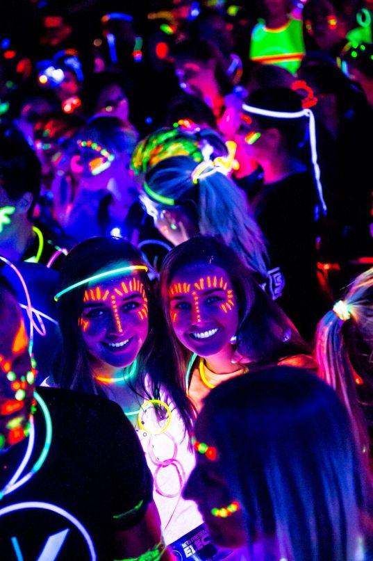 ER Glow Girls