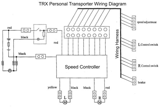 Scooters Wiring Diagram Schematic Wiring Diagrams