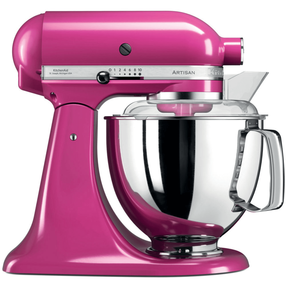 Kitchenaid Batteur Sur Socle Robot Sur Socle Kitchenaid Artisan 5ksm175psecb 4 8l Fuschia