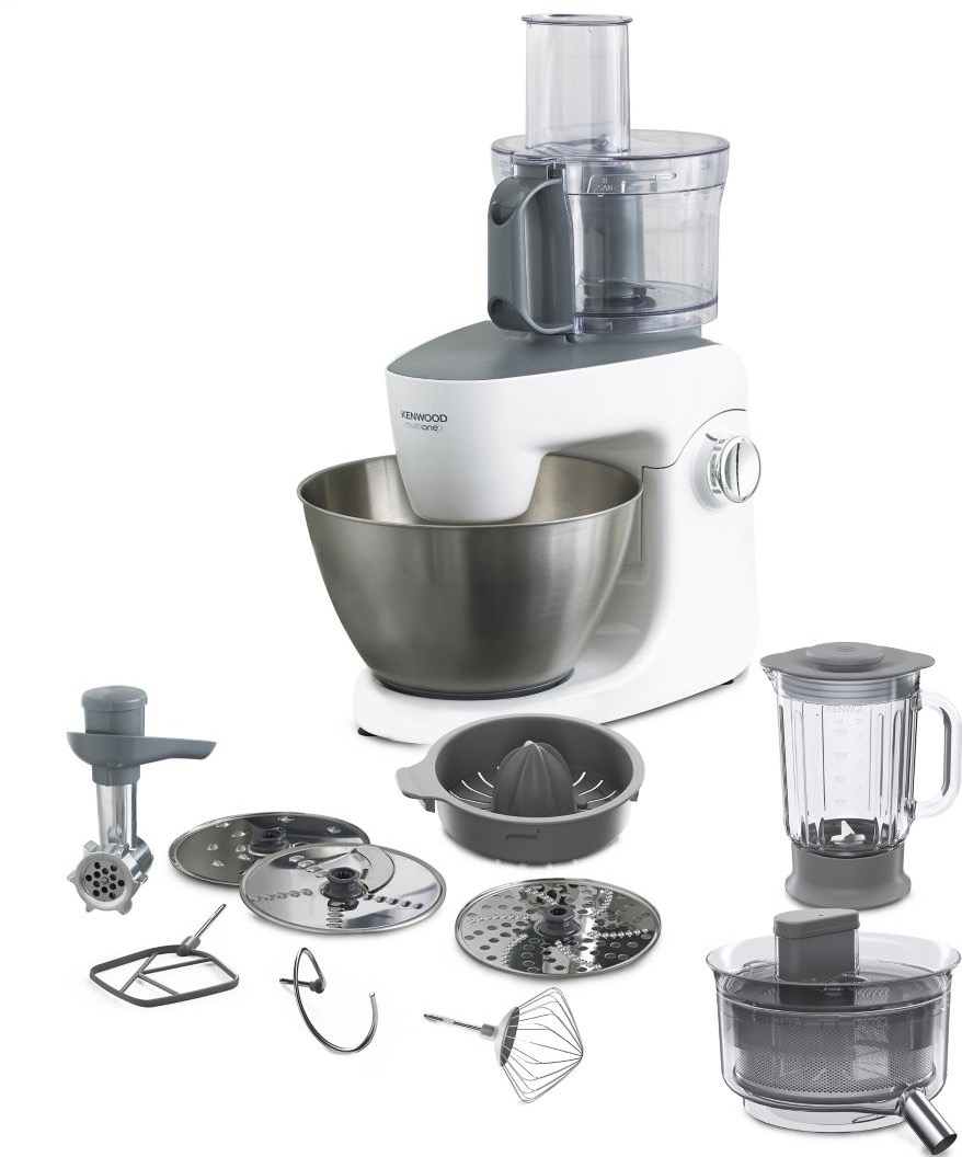 Tireuse A Biere Boulanger Robot Multifonctions Kenwood Khh326wh Multi One à 254