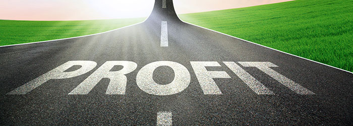 Take Profit Projection - Determining the Probable Future!
